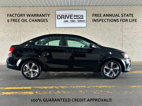 2019 Chevrolet Sonic for sale at Drive Pros in Charles Town WV
