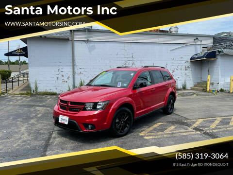 2019 Dodge Journey for sale at Santa Motors Inc in Rochester NY