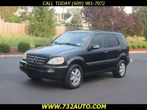 2004 Mercedes-Benz M-Class for sale at Absolute Auto Solutions in Hamilton NJ