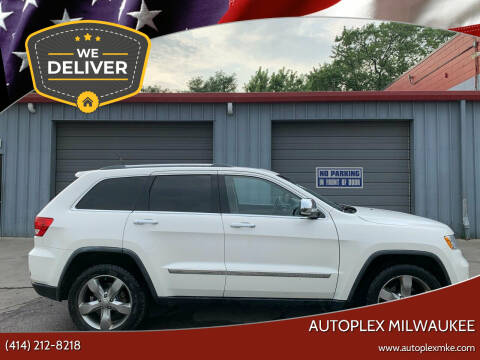 2012 Jeep Grand Cherokee for sale at Autoplex Milwaukee in Milwaukee WI