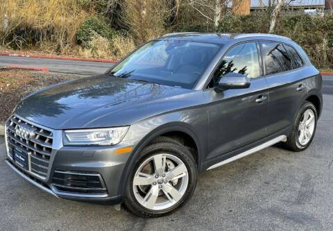 2018 Audi Q5 for sale at Halo Motors in Bellevue WA