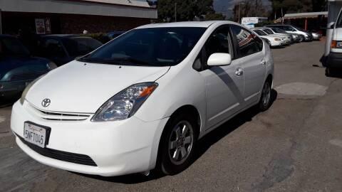 2005 Toyota Prius for sale at Goleta Motors in Goleta CA