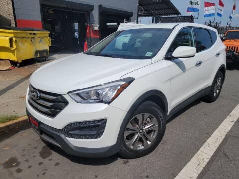 2016 Hyundai Santa Fe Sport for sale at Newark Auto Sports Co. in Newark NJ