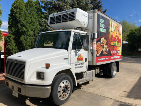 2002 Freightliner FL60 for sale at RON'S AUTO SALES INC in Cicero IL