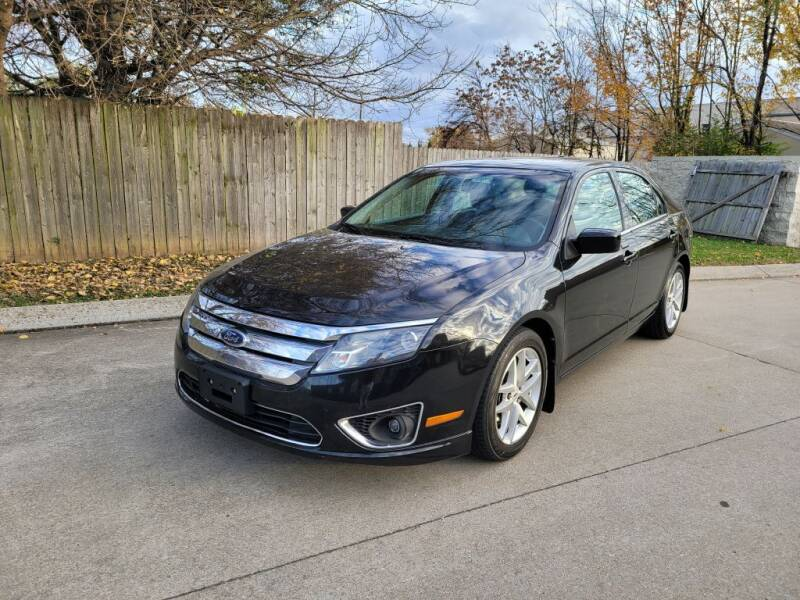 2011 Ford Fusion for sale at Harold Cummings Auto Sales in Henderson KY