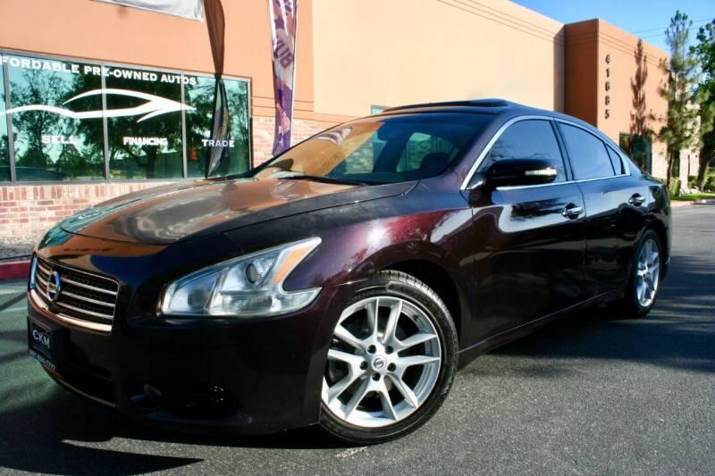 2010 Nissan Maxima for sale at CK Motors in Murrieta CA