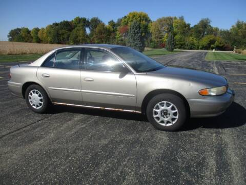 2003 Buick Century for sale at Crossroads Used Cars Inc. in Tremont IL