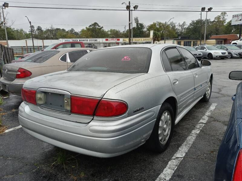2002 Buick LeSabre for sale at Castle Used Cars in Jacksonville FL