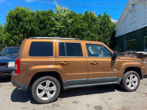 2011 Jeep Patriot for sale at Connecticut Auto Wholesalers in Torrington CT