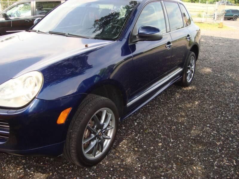 2006 Porsche Cayenne for sale at Branch Avenue Auto Auction in Clinton MD