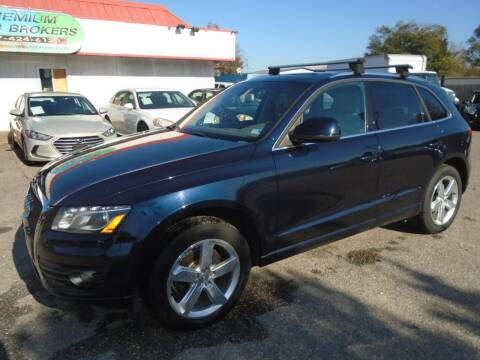 2010 Audi Q5 for sale at Premium Auto Brokers in Virginia Beach VA