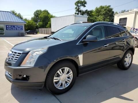 2014 Cadillac SRX for sale at Kell Auto Sales, Inc - Grace Street in Wichita Falls TX