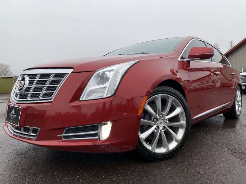 2014 Cadillac XTS for sale at LUXURY IMPORTS in Hermantown MN