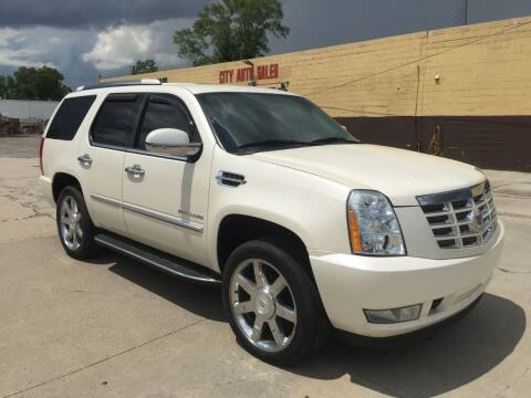 2010 Cadillac Escalade for sale at City Auto Sales in Roseville MI