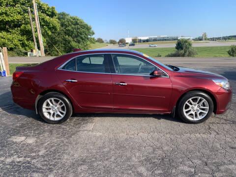 2015 Chevrolet Malibu for sale at Westview Motors in Hillsboro OH