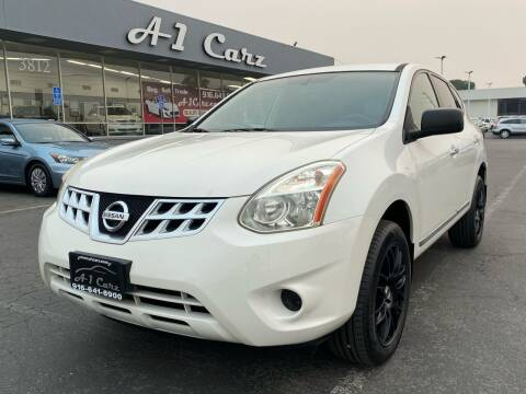 2011 Nissan Rogue for sale at A1 Carz, Inc in Sacramento CA