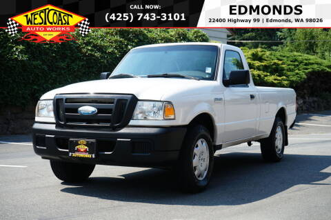 2006 Ford Ranger for sale at West Coast Auto Works in Edmonds WA