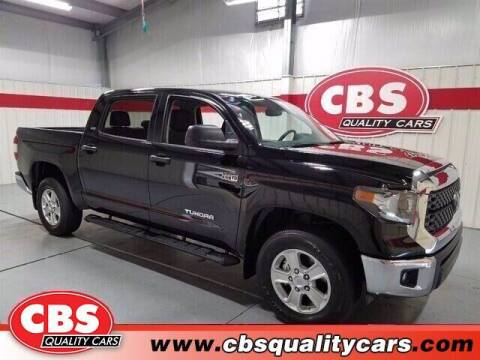 2020 Toyota Tundra for sale at CBS Quality Cars in Durham NC