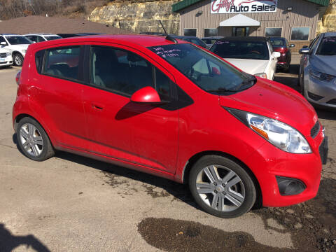 2015 Chevrolet Spark for sale at Gilly's Auto Sales in Rochester MN