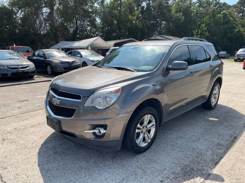 2010 Chevrolet Equinox for sale at AUTO WOODLANDS in Magnolia TX