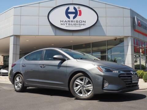 2020 Hyundai Elantra for sale at Harrison Imports in Sandy UT