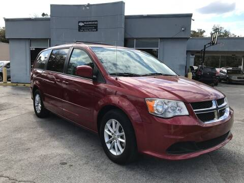 2014 Dodge Grand Caravan for sale at Popular Imports Auto Sales in Gainesville FL
