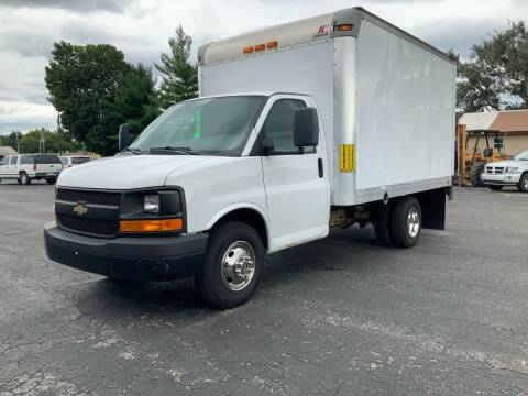 2012 Chevrolet Express Cutaway for sale at Stein Motors Inc in Traverse City MI