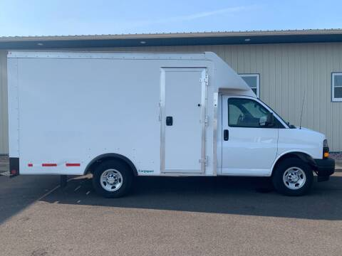 2018 Chevrolet Express Cutaway for sale at TJ's Auto in Wisconsin Rapids WI