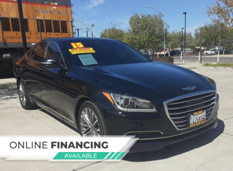 2015 Hyundai Genesis for sale at Super Cars Sales Inc #1 in Oakdale CA