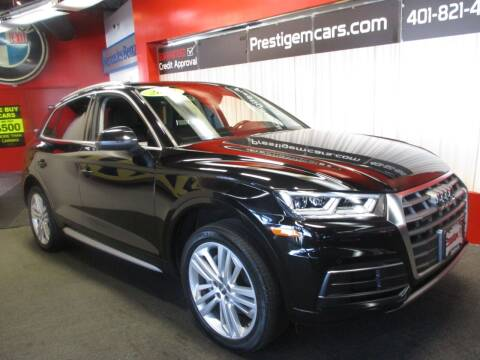 2018 Audi Q5 for sale at Prestige Motorcars in Warwick RI