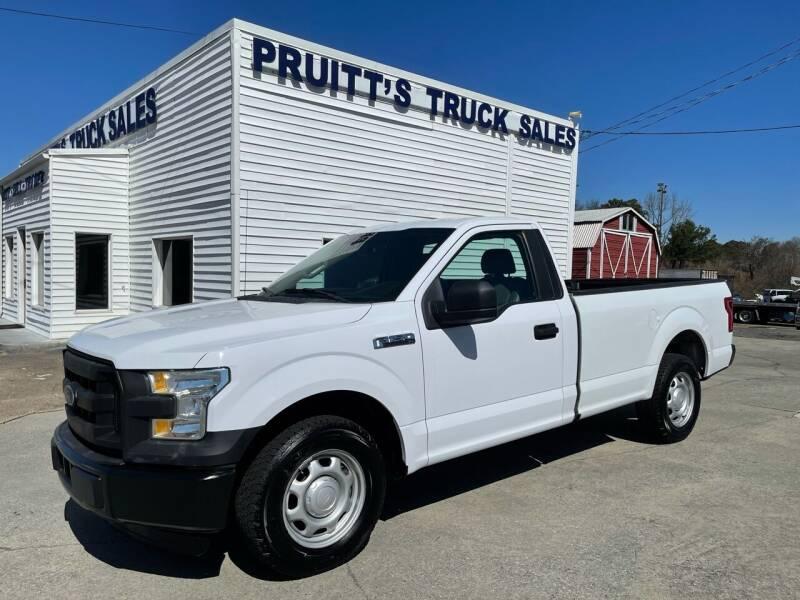 2016 Ford F-150 for sale at Pruitt's Truck Sales in Marietta GA