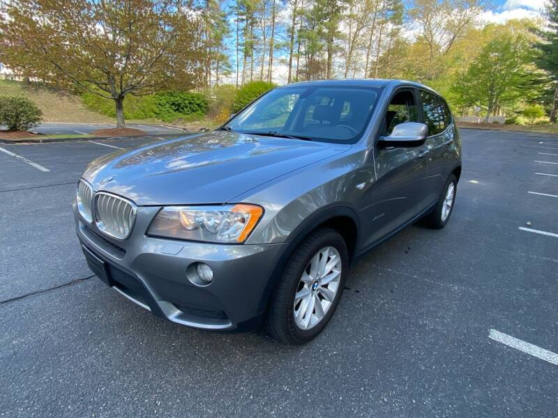 2014 BMW X3 for sale at Broadway Motoring Inc. in Arlington MA