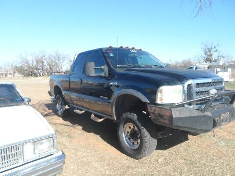 2000 Ford F-250 Super Duty for sale at 277 Motors in Hawley TX