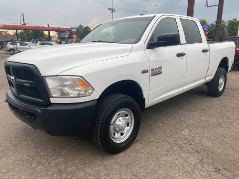 2014 RAM Ram Pickup 2500 for sale at Martinez Cars, Inc. in Lakewood CO