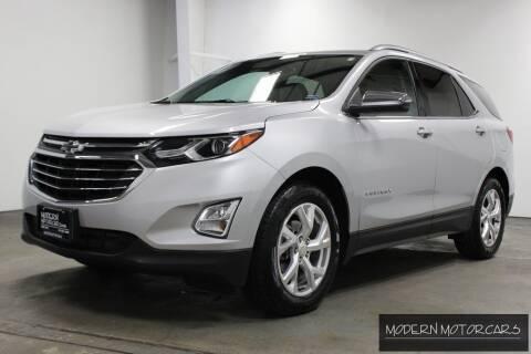 2018 Chevrolet Equinox for sale at Modern Motorcars in Nixa MO