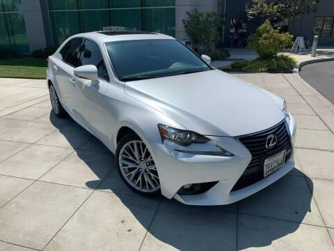 2016 Lexus IS 200t for sale at Top Motors in San Jose CA