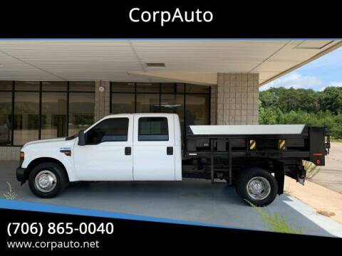 2009 Ford F-350 Super Duty for sale at CorpAuto in Cleveland GA