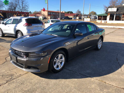 2019 Dodge Charger for sale at BRAMLETT MOTORS in Hope AR