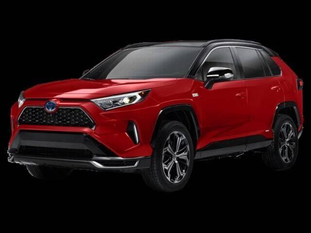 2021 Toyota RAV4 Prime for sale in Bradford, PA