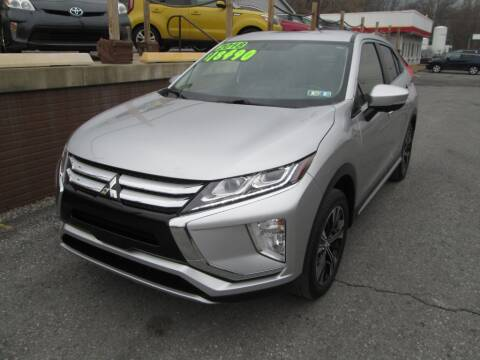 2018 Mitsubishi Eclipse Cross for sale at WORKMAN AUTO INC in Pleasant Gap PA