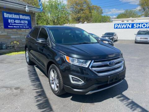 2015 Ford Edge for sale at Brucken Motors in Evansville IN