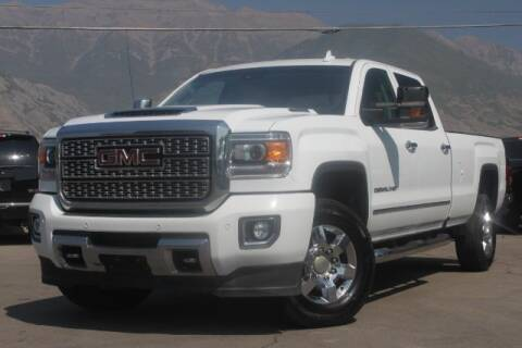 2019 GMC Sierra 3500HD for sale at REVOLUTIONARY AUTO in Lindon UT