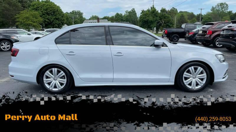 2017 Volkswagen Jetta for sale in Perry, OH