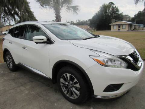 2017 Nissan Murano for sale at D & R Auto Brokers in Ridgeland SC
