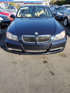 2006 BMW 3 Series for sale at Thomas Auto Sales in Manteca CA