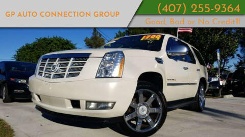 2007 Cadillac Escalade for sale at GP Auto Connection Group in Haines City FL