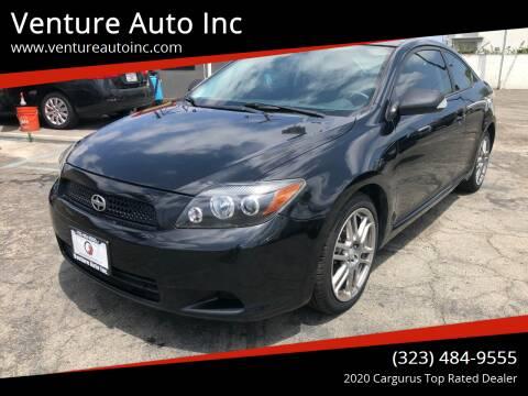 2009 Scion tC for sale at Venture Auto Inc in South Gate CA