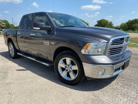 2016 RAM Ram Pickup 1500 for sale at Collins Auto Sales in Waco TX