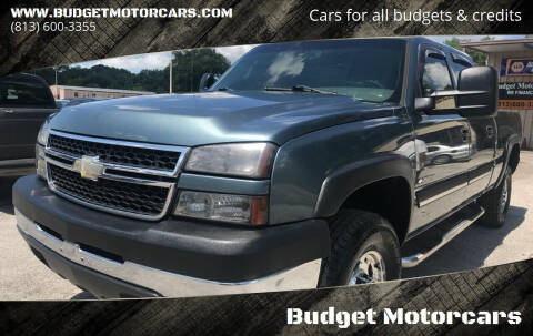 2006 Chevrolet Silverado 2500HD for sale at Budget Motorcars in Tampa FL