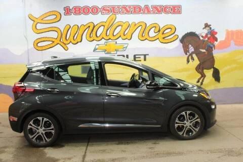 2017 Chevrolet Bolt EV for sale at Sundance Chevrolet in Grand Ledge MI